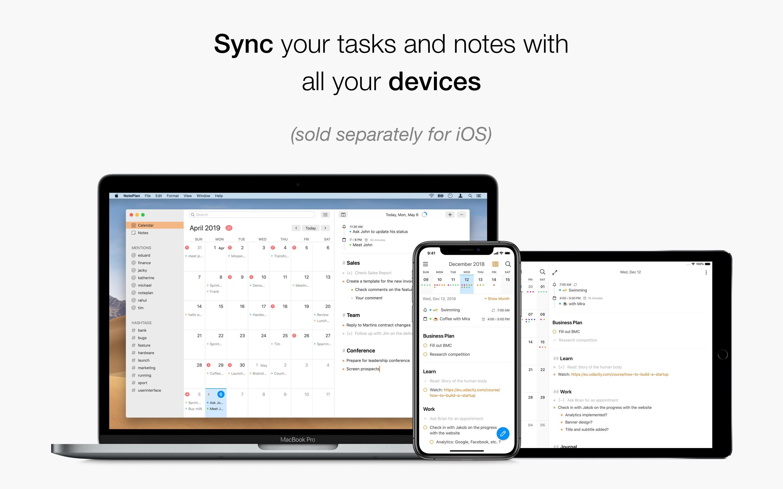 NotePlan - Get Serious Work Done